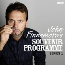 John Finnemore's Souvenir Programme: The Complete Series 1, CD-Audio