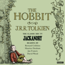 The Hobbit : Jackanory, CD-Audio
