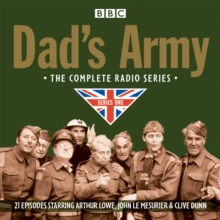 Dad's Army : The Complete Radio Series One, CD-Audio