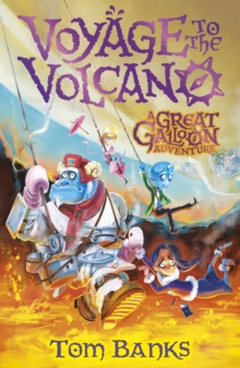Voyage to the Volcano, Paperback Book
