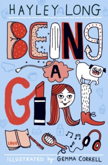 Being a Girl, Paperback Book