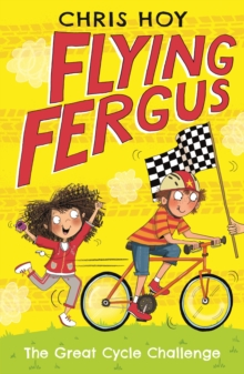 Flying Fergus 2: The Great Cycle Challenge, Paperback