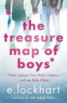 Ruby Oliver 3: The Treasure Map of Boys, Paperback Book