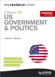 My Revision Notes: Edexcel A2 US Government & Politics, Paperback Book
