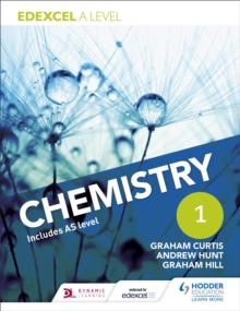 Edexcel A Level Chemistry Student Book 1, Paperback