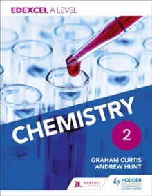Edexcel A Level Chemistry Student : Book 2, Paperback Book