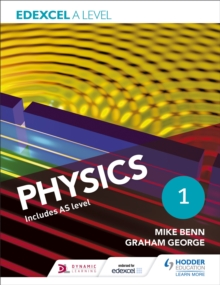 Edexcel A Level Physics Student : Book 1, Paperback