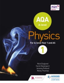 AQA A Level Physics Student : Book 1, Paperback