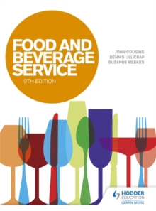 Food and Beverage Service, Paperback