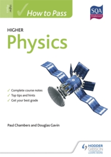 How to Pass Higher Physics for CfE, Paperback Book