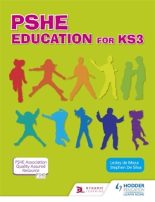 PSHE Education for Key Stage 3, Paperback Book