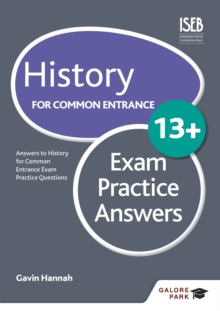 History for Common Entrance, Paperback