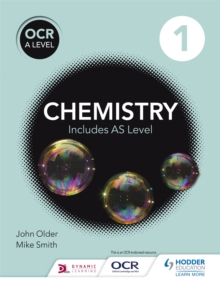 OCR A Level Chemistry Student : Book 1, Paperback Book