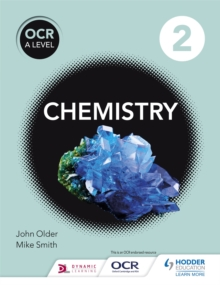 OCR A Level Chemistry Student : Book 2, Paperback