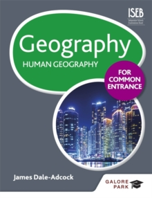 Geography for Common Entrance: Human Geography, Paperback