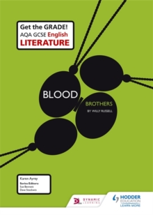 AQA GCSE English Literature Set Text Teacher Guide: Blood Brothers, Paperback Book