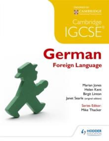 Cambridge IGCSE German Foreign Language, Paperback