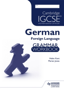 Cambridge IGCSE and International Certificate German Foreign Language Grammar Workbook, Paperback