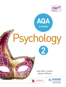AQA A-Level Psychology : Book 2, Paperback