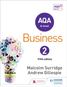 AQA Business for A Level 2, Paperback