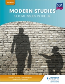 Higher Modern Studies for CfE: Social Issues in the UK, Paperback