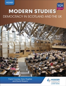 Higher Modern Studies for CfE: Democracy in Scotland and the UK, Paperback