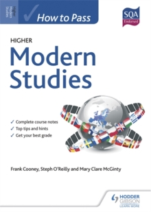 How to Pass Higher Modern Studies for CFE, Paperback Book
