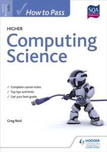How to Pass Higher Computing for CfE, Paperback