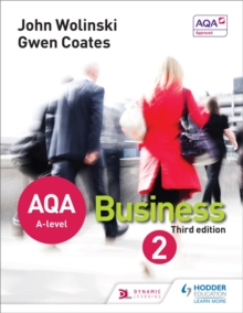 AQA A Level Business 2  (Wolinski & Coates), Paperback