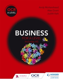 OCR Business for A Level, Paperback