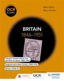 OCR A Level History: Britain 1846-1951, Paperback Book