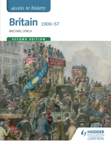 Access to History: Britain 1900-57, Paperback