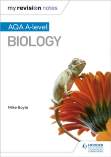 My Revision Notes: AQA A Level Biology, Paperback Book