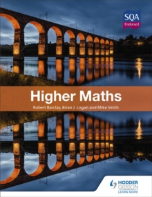 Higher Maths for CfE : The Textbook, Paperback