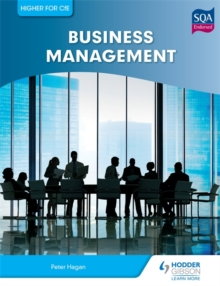Higher Business Management for CFE, Paperback