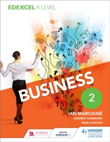 Edexcel Business : A Level, Year 2, Paperback