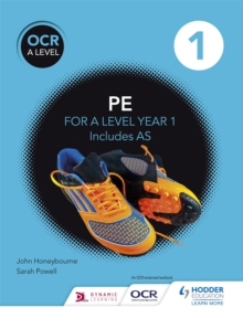 OCR A Level PE : Book 1, Paperback
