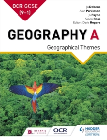 OCR GCSE (9-1) Geography A: Geographical Themes, Paperback Book