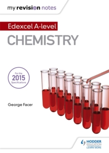 My Revision Notes: Edexcel A Level Chemistry, Paperback Book