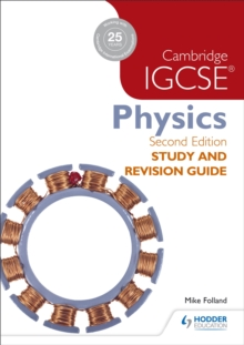 Cambridge IGCSE Physics Study and Revision Guide, Paperback