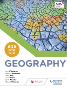 AQA GCSE (9-1) Geography, Paperback Book