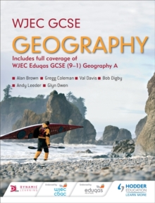 WJEC GCSE Geography, Paperback