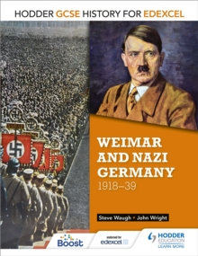 Hodder GCSE History for Edexcel: Weimar and Nazi Germany, 1918-39, Paperback