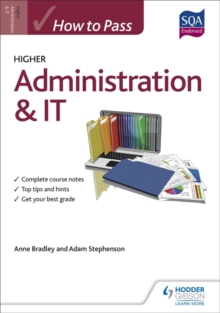 How to Pass Higher Administration and it, Paperback