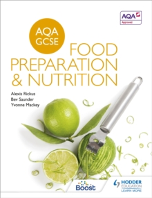 AQA GCSE Food Preparation and Nutrition, Paperback