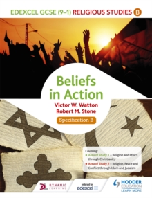 Edexcel Religious Studies for GCSE (9-1): Beliefs in Action (Specification B) : Specification B, Paperback
