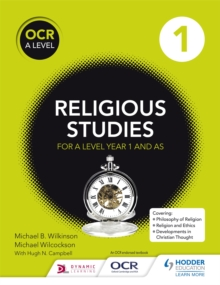 OCR Religious Studies a Level Year 1 and AS, Paperback Book