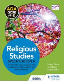 AQA GCSE (9-1) Religious Studies Specification A : Specification A, Paperback