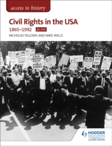 Access to History: Civil Rights in the USA 1865-1992 for OCR, Paperback
