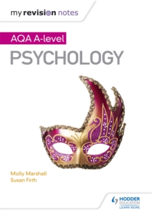 My Revision Notes: AQA A Level Psychology, Paperback Book